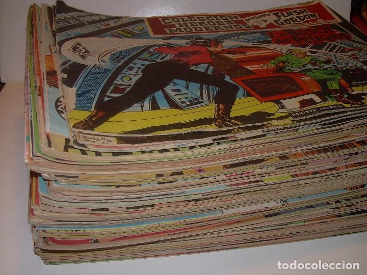 80.. COMICS - TBOS.....FLASH GORDON...EDIT. DOLAR. (Tebeos y Comics - Dólar)