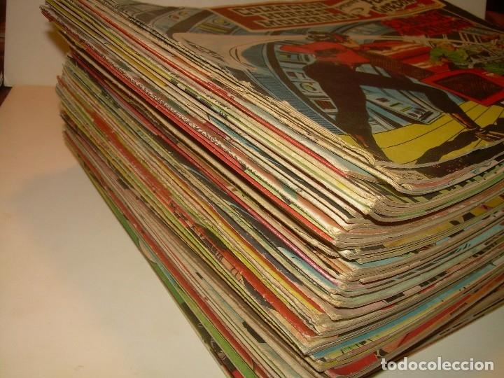 Tebeos: 80.. COMICS - TBOS.....FLASH GORDON...EDIT. DOLAR. - Foto 2 - 120250395