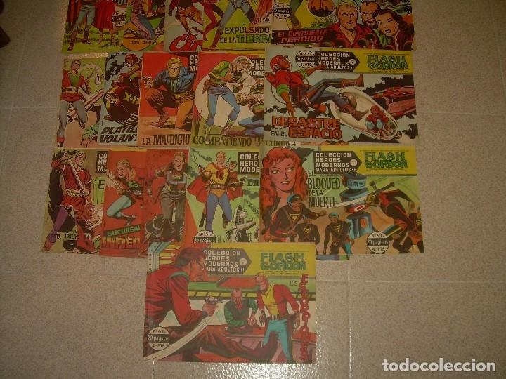 Tebeos: 80.. COMICS - TBOS.....FLASH GORDON...EDIT. DOLAR. - Foto 10 - 120250395