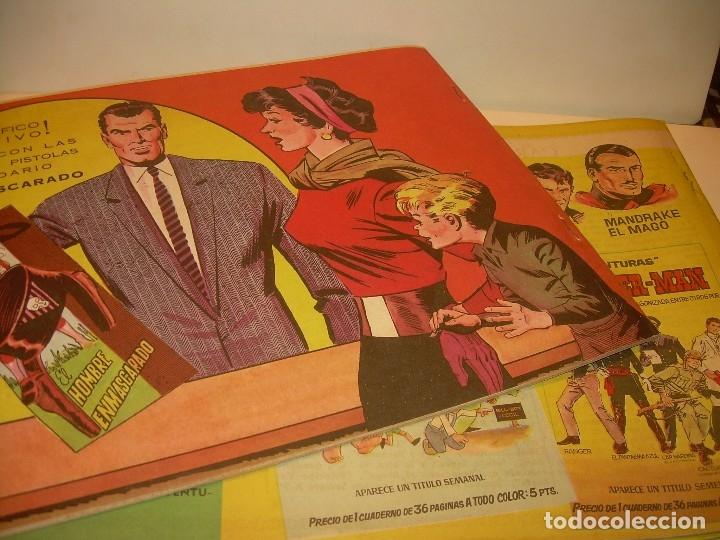Tebeos: 80.. COMICS - TBOS.....FLASH GORDON...EDIT. DOLAR. - Foto 11 - 120250395