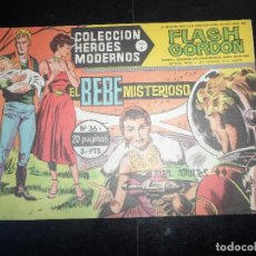 Tebeos: FLASH GORDON HEROES MODERNOS DOLAR SERIE B Nº 36 . Lote 120653199