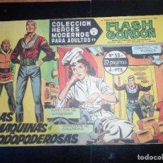 Tebeos: FLASH GORDON HEROES MODERNOS DOLAR SERIE B Nº 52 . Lote 120653743