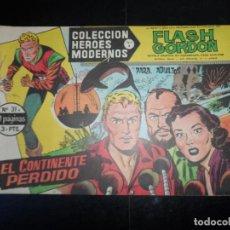 Tebeos: FLASH GORDON HEROES MODERNOS DOLAR SERIE B Nº 31. Lote 120656515