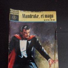 Tebeos: MANDRAKE SERIE AMARILLA DOLAR Nº 12. Lote 121565711