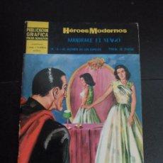 Tebeos: HEROES MODERNOS II ÉPOCA Nº 3 CON MANDRAKE, EDITORIAL DÓLAR . Lote 121670443