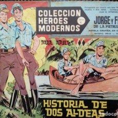 Tebeos: COMIC JORGE Y FERNANDO Nº 26 -ORIGINAL - EDT. DOLAR ( M-3). Lote 121885455