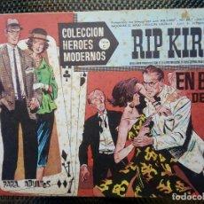 Tebeos: COMIC RIP KIRBY Nº15 - ORIGINAL - EDT. DOLAR 1958 (M-3). Lote 121898515