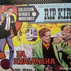 Tebeos: COMIC RIP KIRBY Nº16 - ORIGINAL - EDT. DOLAR 1958 (M-3). Lote 121899139
