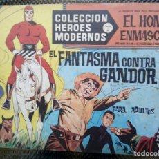 Tebeos: COMIC EL HOMBRE ENMASCARADO Nº 19 - ORIGINAL - EDT, DOLAR 1958 (M-3). Lote 121972031