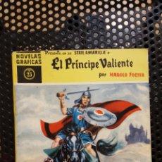 Tebeos: COMIC - EL PRINCIPE VALIENTE - SERIE AMARILLA - Nº 25 - DOLAR - BUEN ESTADO, VER FOTOS. Lote 133638691