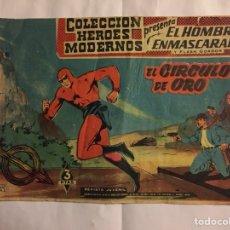 Tebeos: EL HOMBRE ENMASCARADO Nº23 1958. Lote 133976979