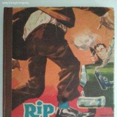 Tebeos: RIP KIRBY Nº 34, LA CLAVE ESTA EN LA FLOR POR ALEX RAYMOND, EDITORIAL DOLAR, AÑO 1959. Lote 134011174