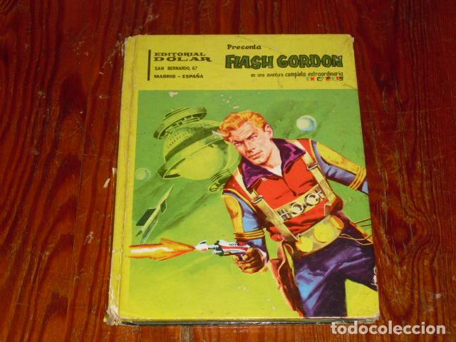 FLASH GORDON - AVENTURA COMPLETA EXTRAORDINARIA EN COLOR - (Tebeos y Comics - Dólar)