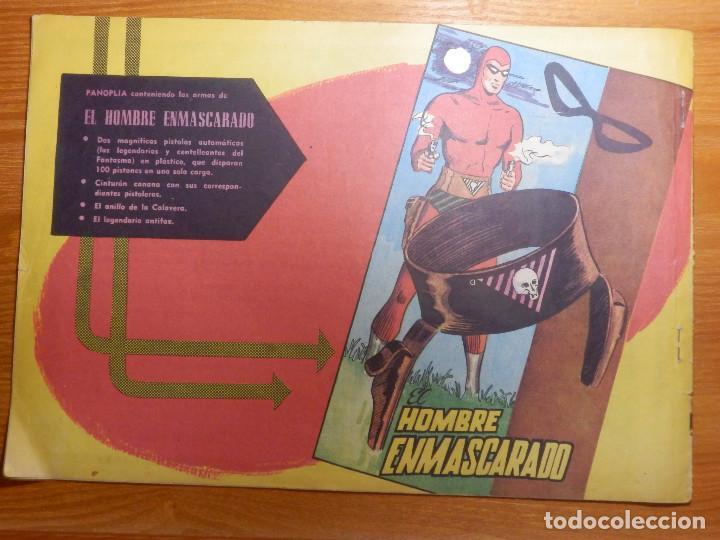 Tebeos: Comic - Tebeo - El Hombre enmascarado - Nº 75 - Drama en la Jungla - Dolar - Foto 2 - 142161610