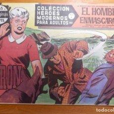 Tebeos: COMIC - TEBEO - EL HOMBRE ENMASCARADO - Nº 65 - EL BARÓN - DOLAR . Lote 142161722