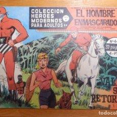 Tebeos: COMIC - TEBEO - EL VALLE SIN RETORNO - Nº 44 - EL BARÓN - DOLAR . Lote 142161894