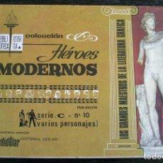 Tebeos: COLECCIÓN HÉROES MODERNOS - SERIE C - Nº 10. Lote 143097926