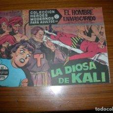 Tebeos: HEROES MODERNOS SERIE A EL HOMBRE ENMASCARADO Nº 61 EDITA DOLAR . Lote 143439462
