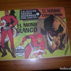 BDs: HEROES MODERNOS SERIE A EL HOMBRE ENMASCARADO Nº 50 EDITA DOLAR . Lote 143454438