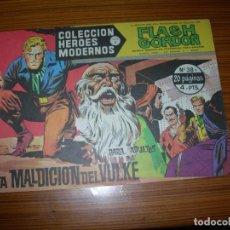 Tebeos: HEROES MODERNOS SERIE B FLASH GORDON Nº 38 EDITA DOLAR . Lote 143464946
