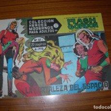Tebeos: HEROES MODERNOS SERIE B FLASH GORDON Nº 61 EDITA DOLAR . Lote 143468254