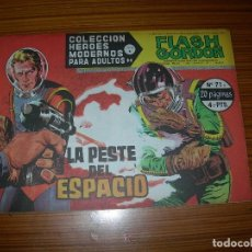 Tebeos: HEROES MODERNOS SERIE B FLASH GORDON Nº 71 EDITA DOLAR . Lote 143469866