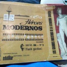 Tebeos: HEROES MODERNOS EL HOMBRE ENMARCADO, SERIE A NÚMERO 1,EDITORIAL DÓLAR. CÓMIC. Lote 144007889