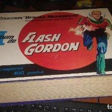 BDs: I ALBUM DE FLASH GORDON, COLECCION HEROES MODERNOS, ALBUM ESPECIAL DE EDITORIAL RESERVADO. Lote 145317310