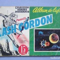 Tebeos: FLASH GORDON (1961, DOLAR) -ALBUM DE LUJO- 7 · VII-1961 · FLASH GORDON. Lote 145503894