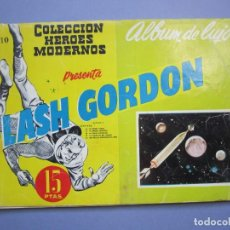 Tebeos: FLASH GORDON (1961, DOLAR) -ALBUM DE LUJO- 10 · X-1961 · FLASH GORDON. Lote 145508870
