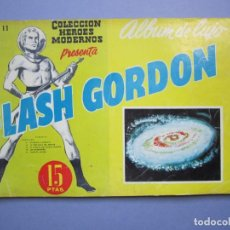 Tebeos: FLASH GORDON (1961, DOLAR) -ALBUM DE LUJO- 11 · XI-1961 · FLASH GORDON. Lote 145509034