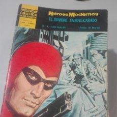 Livros de Banda Desenhada: HEROES MODERNOS SERIE AMARILLA 34/50 #. Lote 146898958