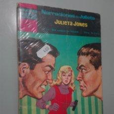 Tebeos: NARRACIONES DE JULIETA. JULIETA JONES 14 #. Lote 146979502