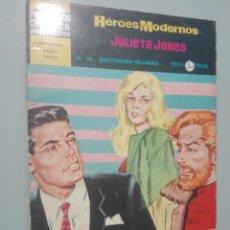 Tebeos: HEROES MODERNOS.SERIE AMARILLA 48 #. Lote 146979954