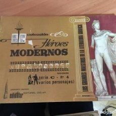 Tebeos: HEROES MODERNOS TOMO SERIE C Nº 4 (COIM18). Lote 147081554