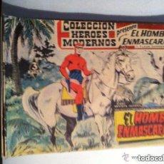 Tebeos: HOMBRE ENMASCARADO -LOTE 30 -EXTRAORDINARIA CONSERVACIÓN - COMO NUEVOS - AÑO 1959. Lote 147192114