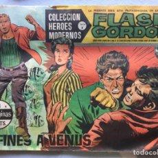 Tebeos: FLASH GORDON DELFINES A VENUS. Lote 147310262