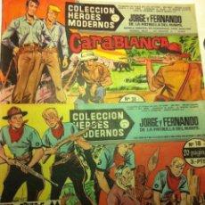 Tebeos: JORGE Y FERNANDO - Nº. 18. Y 31. Lote 147898722