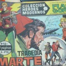 Tebeos: FLASH GORDEN SERIE B Nº 13 TRAGEDIA EN MARTE EDIT DÓLAR AÑO 1958. Lote 148182174