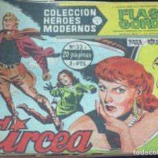 Tebeos: FLASH GORDON SERIE B Nº 33 CIRCEA EDIT DÓLAR AÑO 1958. Lote 148183426