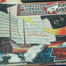 Tebeos: FLASH GORDEN Y EL HOMBRE ENMASCARADO Nº 14 PIRATAS MODERNOS EDIT DÓLAR AÑO 1958. Lote 148190566