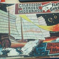 Tebeos: FLASH GORDEN Y EL HOMBRE ENMASCARADO Nº 8 KAG EL CONQUISTADOR EDIT DÓLAR AÑO 1958. Lote 148190986
