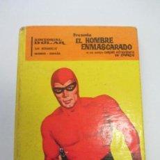 Livros de Banda Desenhada: EL HOMBRE ENMASCARADO EN COLORES AVENTURA EXTRAORDINARIA ED. DOLAR TAPA DURA WILSON MC COY VSD03. Lote 149564178