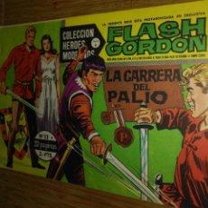 Tebeos: FLASH GORDON Nº 11 COLECCIÓN HÉROES MODERNOS SERIE B. Lote 150635366