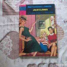 Tebeos: JULIETA JONES Nº 6 EDITORIAL DOLAR. Lote 151862954