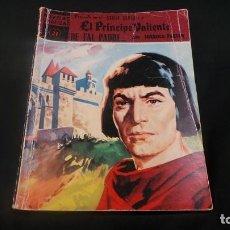 Tebeos: EL PRINCIPE VALIENTE ANTIGUO ,TEBEO,CÓMIC RETRO VINTAGE ORIGINAL- EDITORIAL DÓLAR. Lote 153917186