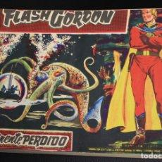 Tebeos: FLASH GORDON Y EL HOMBRE ENMASCARADO. COLECCION HEROES MODERNOS. NUM. 1 AL 60. DOLAR. Lote 155114961