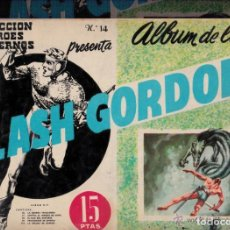 Tebeos: FLASH GORDON ALBUM DE LUJO Nº14. Lote 155565750