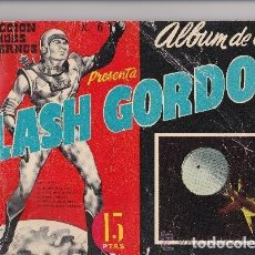 Tebeos: FLASH GORDON LUJO-- Nº 6. Lote 155566258