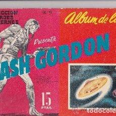 Tebeos: FLASH GORDON - LUJO - Nº 9. Lote 155566486